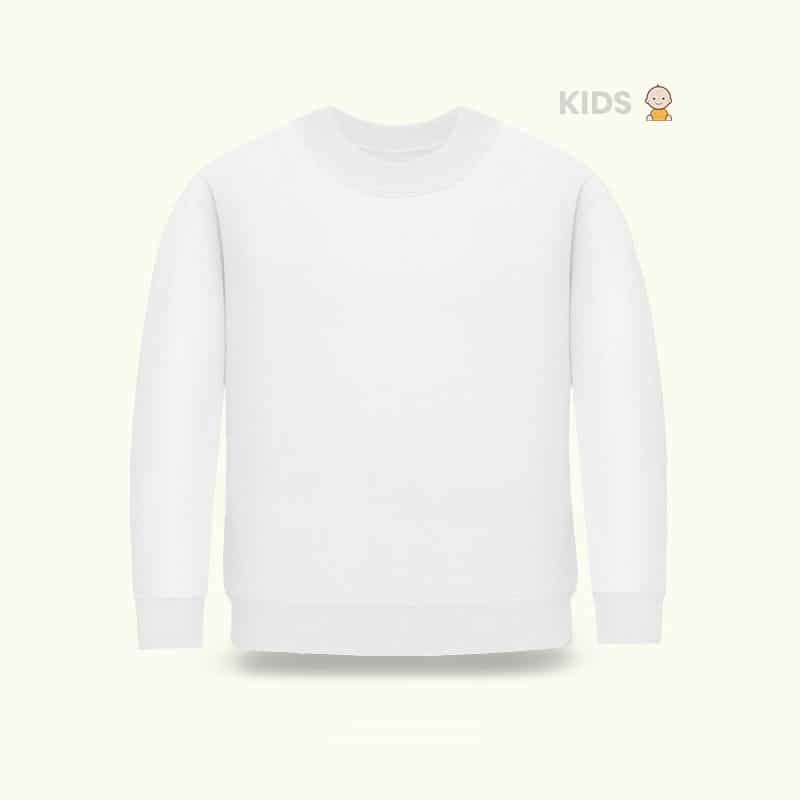 KIDS SWEATSHIRT SHADOW FRONT